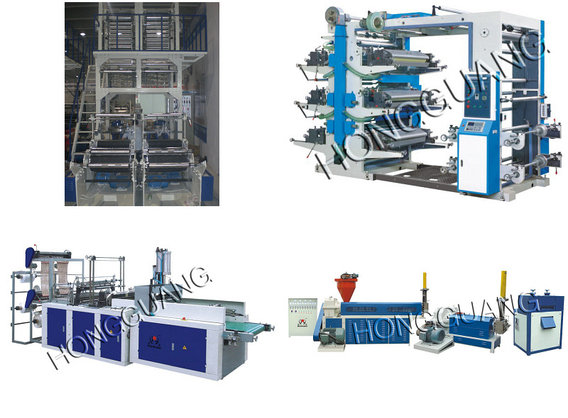 PE Plastic Blowing Film Gravure Printing Unit (SD45-55CY-B2)