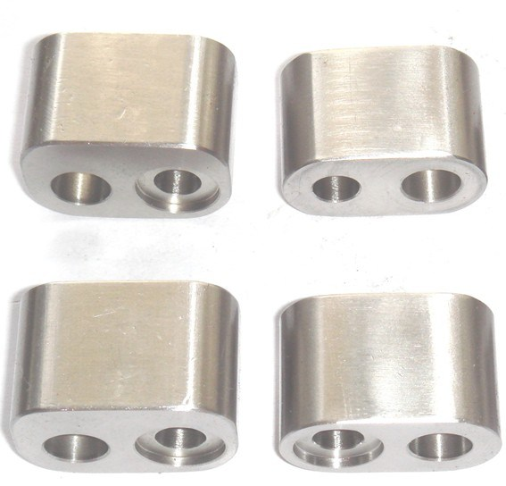 Stainless Steel Connector with CNC Machining (DR55)