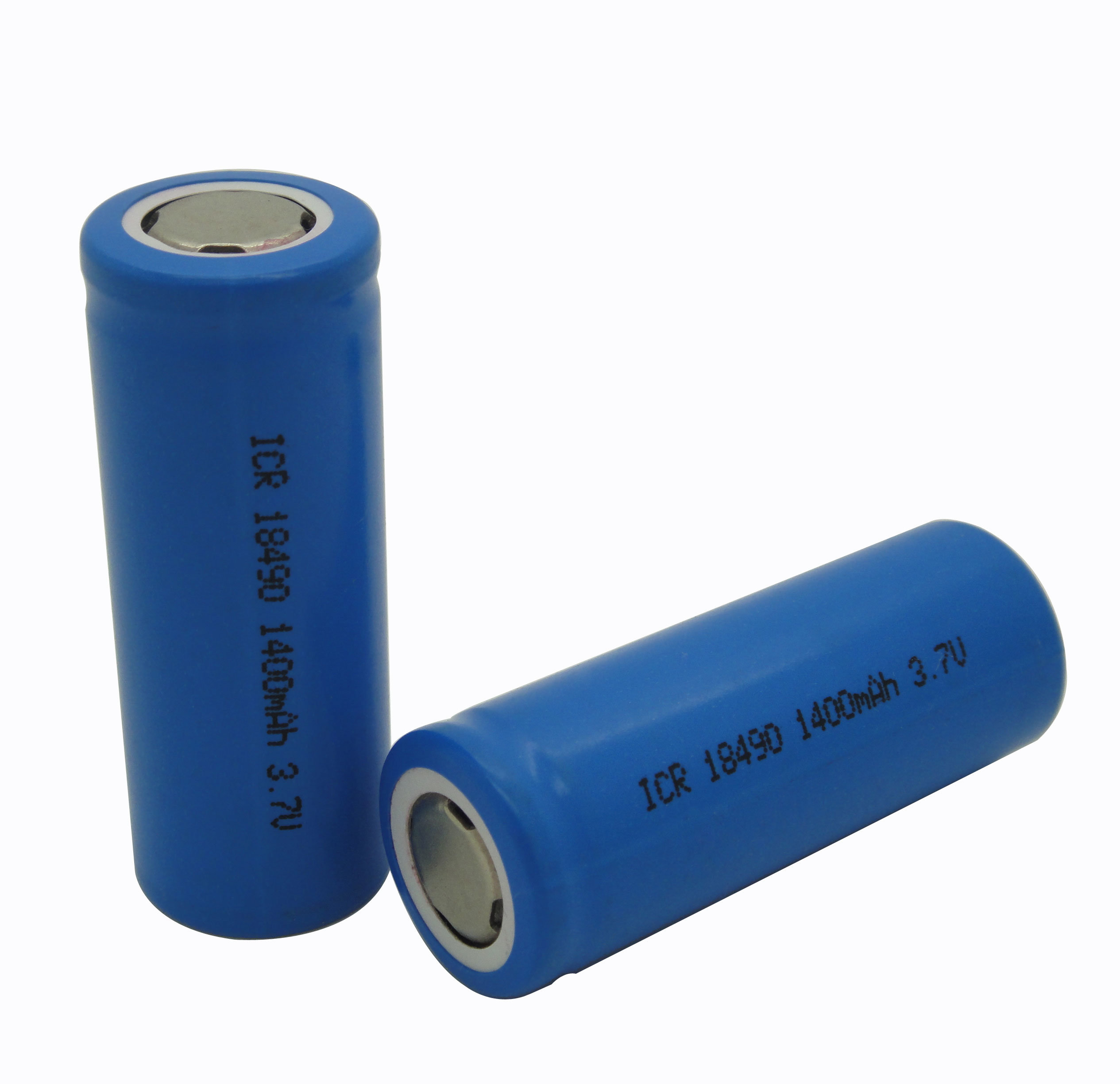 7V 1, 400mAh ICR18490 Cylindrical Li-ion Battery for Digital Devices