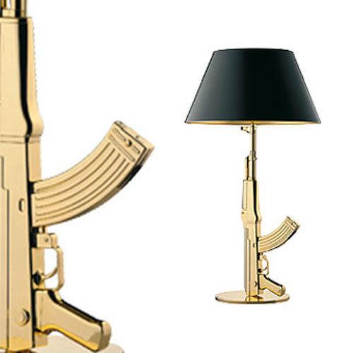 China Flos Gun Table Lamp (XCT3302)  China table lamp