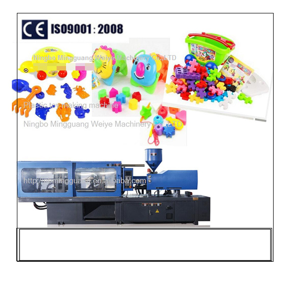 Automatic Energy Saving Good Price Plastic Injection Molding Machinery with Ce Certificated