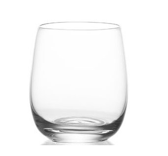 360ml Thick Bottom Shot Glass for Bar Glassware