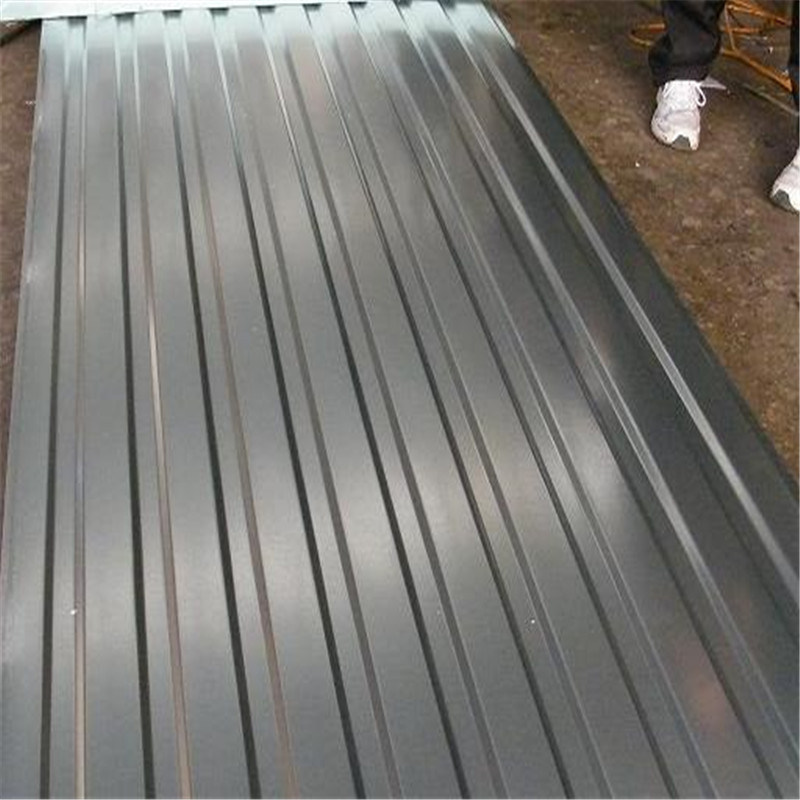 Galvanized Corrugated Steel Roofing Plate (0.13---1.3mm) Buidling Material