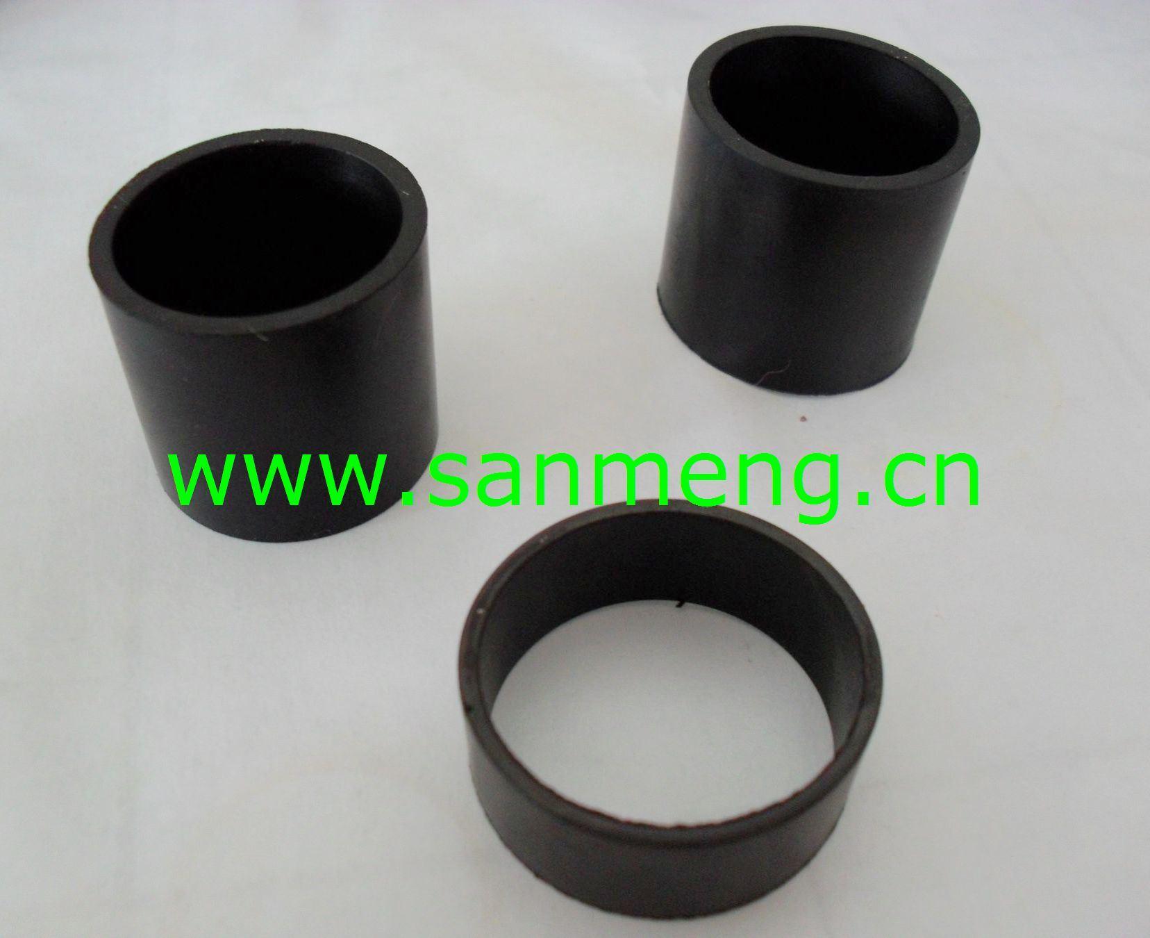 China customized pipe rubber sleeve sheath buthing