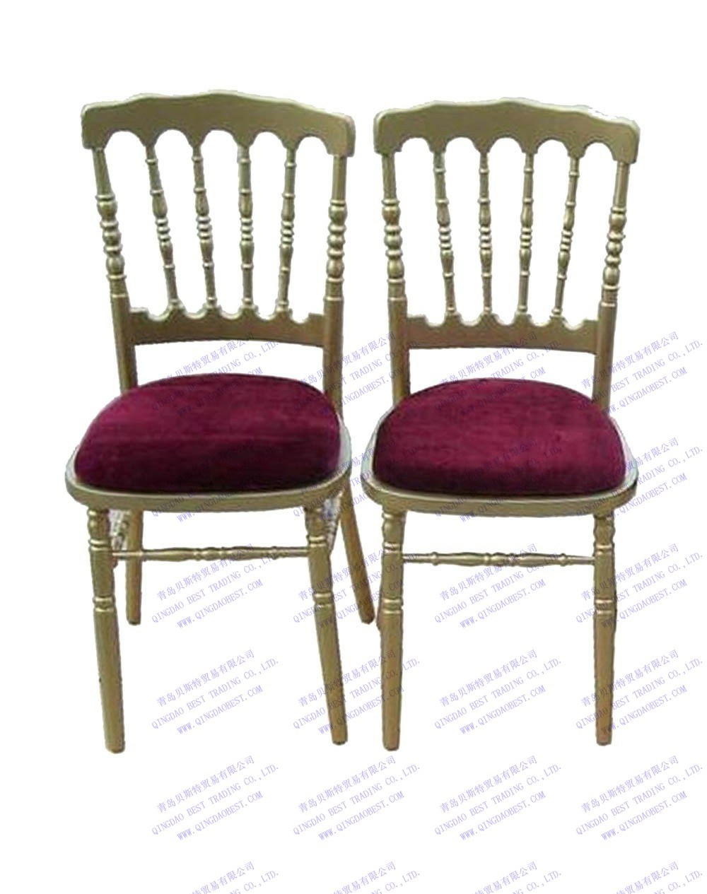 China Gold Wedding Napoleon Chair With Cushion China  : Gold Wedding Napoleon Chair With Cushion from qdbestfurniture.en.made-in-china.com size 1000 x 1265 jpeg 147kB