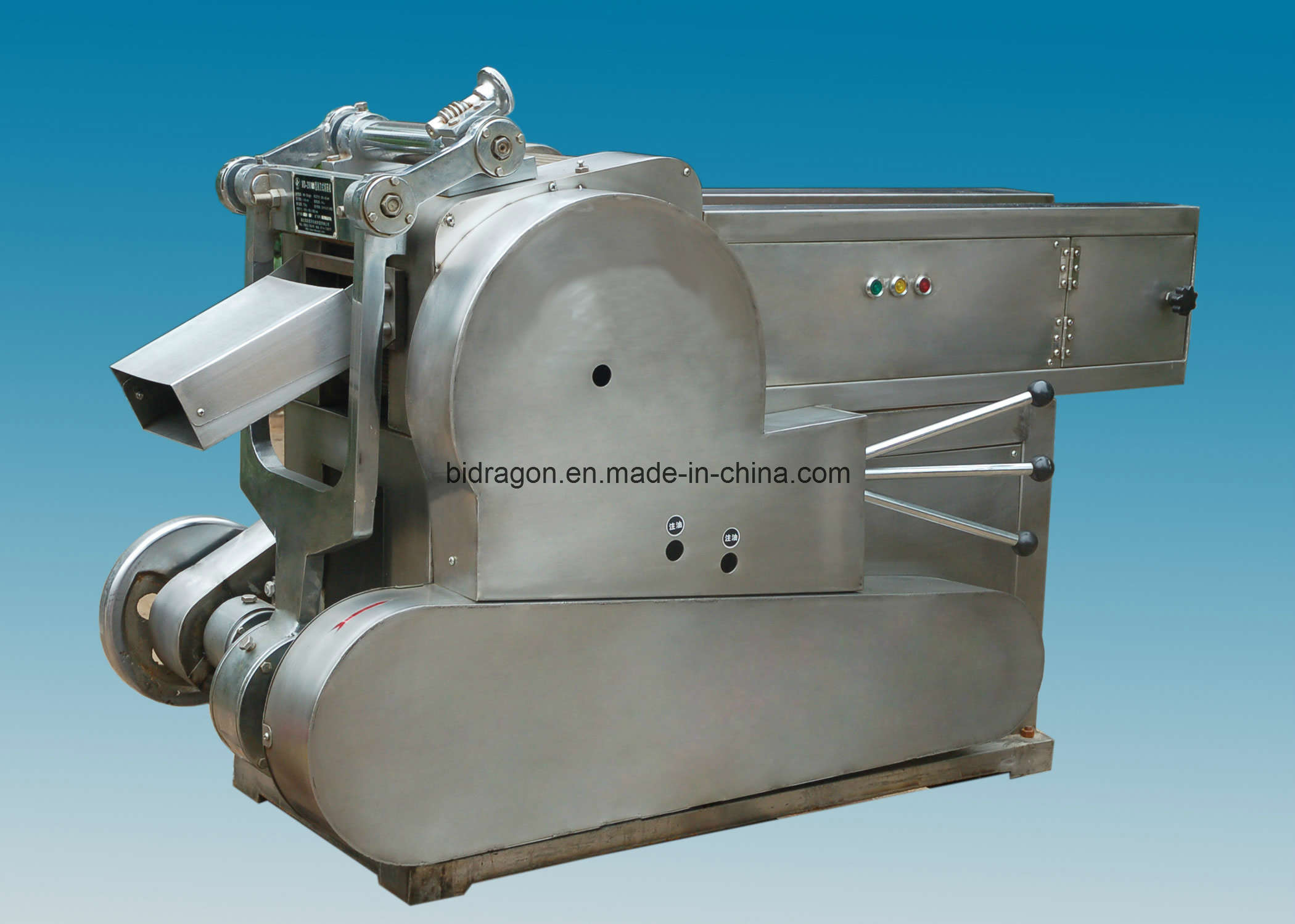 root cutting machine