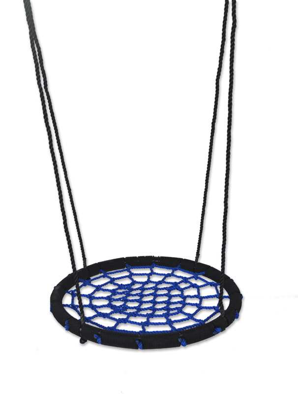 Blue Bird Nest Garden Swing for Two Person with Ce Approved (CI100073B)