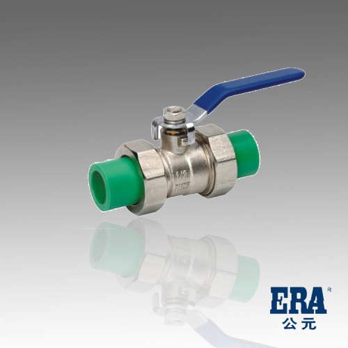 High Quality PPR Pipe Fitting (PPR DIN Standard)