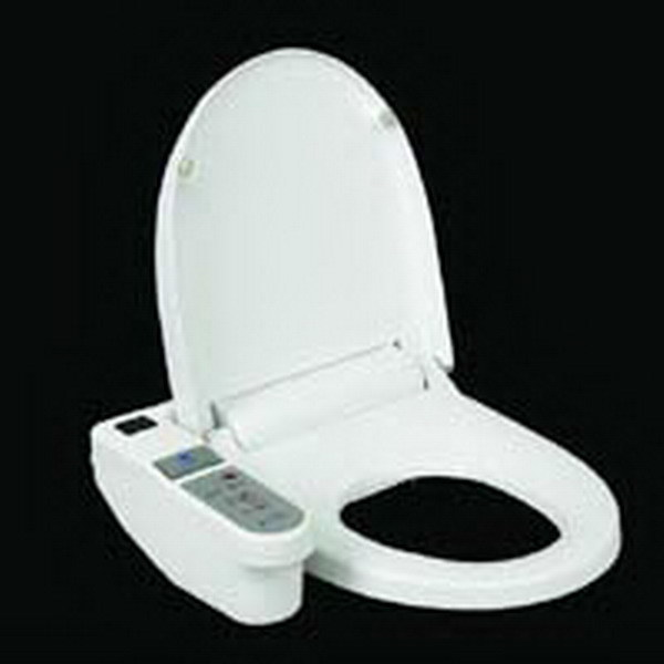 China computerized automatic toilet seat china toilet for Touchless toilet seat
