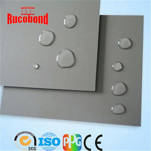 The New Wood Aluminum Composite Panel (RCB130718)