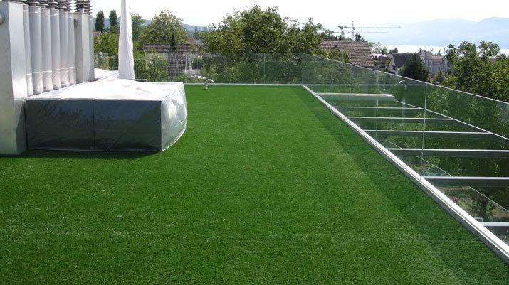 China no maintenance artificial grass for balcony for Balcony artificial grass