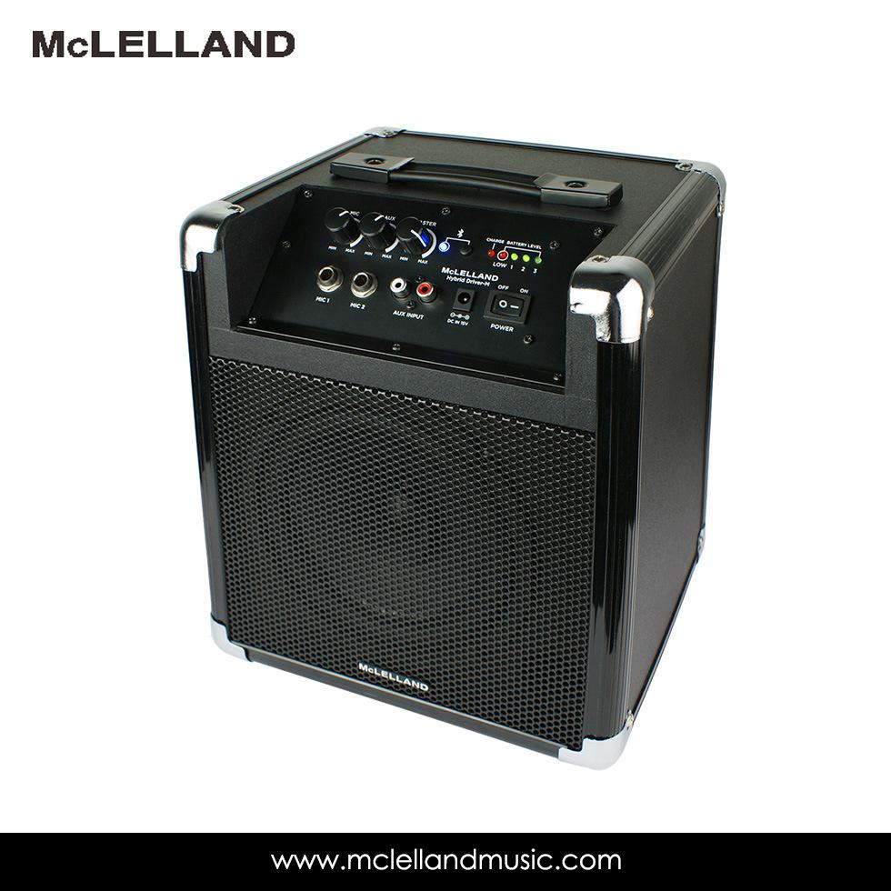 10W Bluetooth Wireless Protable Speaker (Hybrid driver-M)