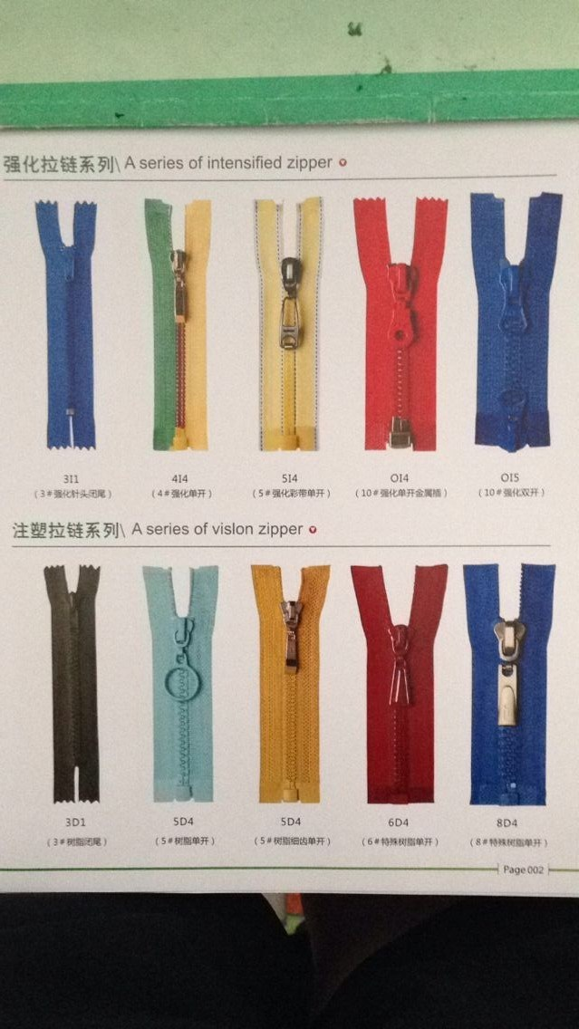 Zipper Fancy Zipper 2014 Hot Sell Zipper All Color Zipper