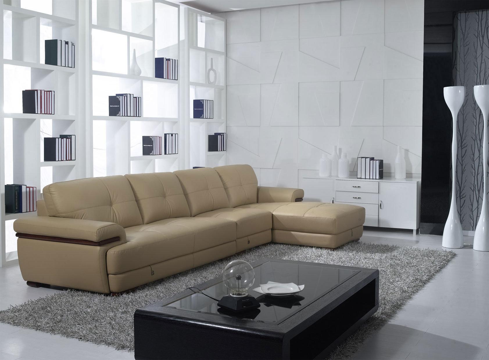 China High Quality Leather Sofa