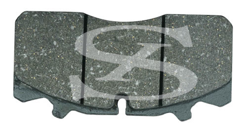 High Performance Brake Pad (XSBP012)