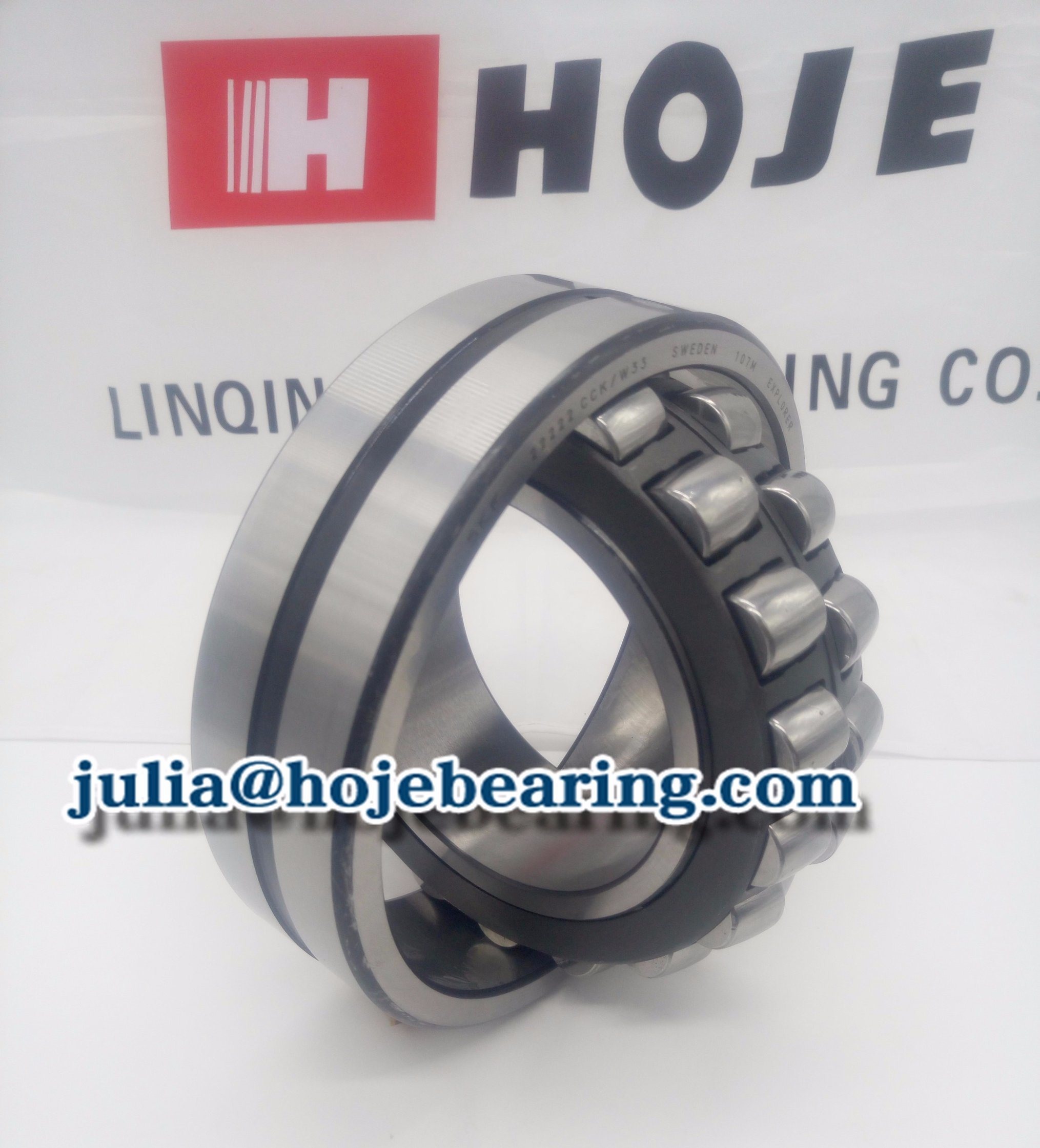 Best Selling Spherical Roller Bearing 22322 NSK Bearing Supply