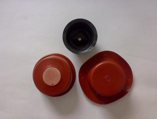 Rubber Vibration Dampening Device/ Rubber Damper