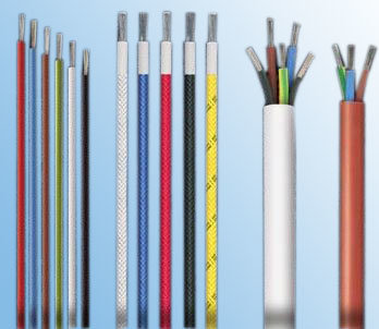 China Silicon Rubber Cable China Cable Rubber Cable