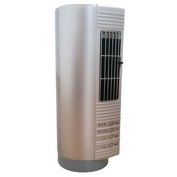 Mini Tower Fan with 3-Speed Settings
