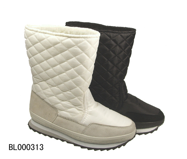 Fashion Women's Waterproof PU Snow Boots