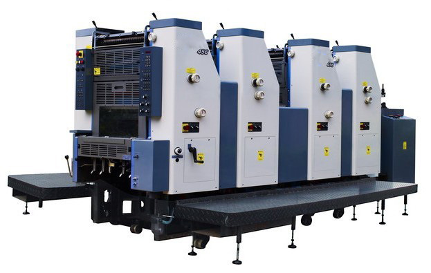 Multi-Color Offset Printing Machine (AC456)