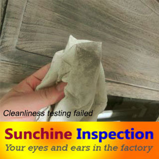 Furniture Quality Control and Inspection Service / Sunchine Inspection Third Party Inspection Company