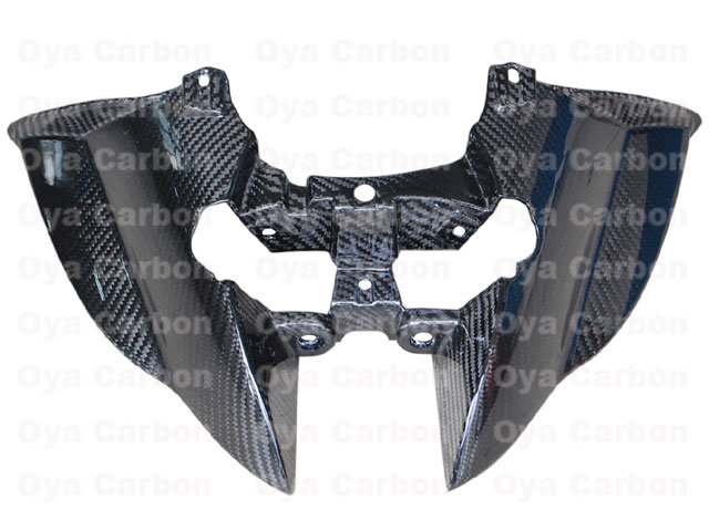 Carbon Fiber Rear Fairing for BMW K1200s Motorcycle