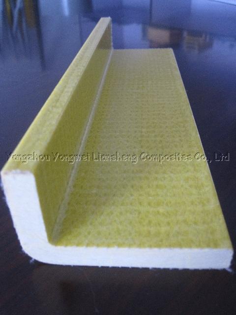 Fiberglass Wide Flange Beams : China frp corner profile fiberglass leg angle