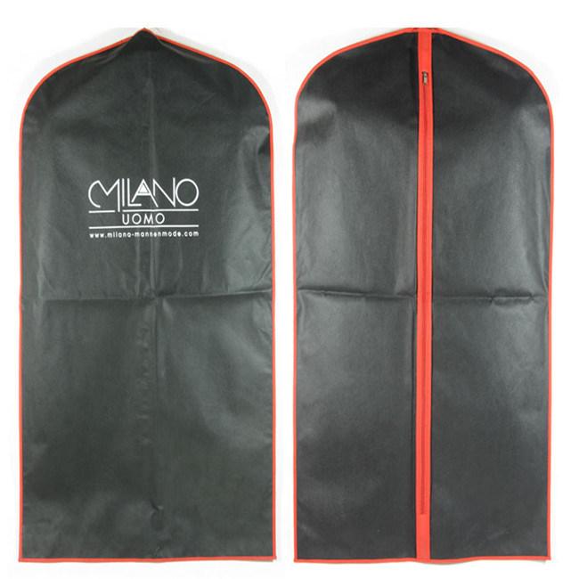 Wholesale Zip Lock Suit Bag/Garment Bag/ Suit Cover/Suit Cover