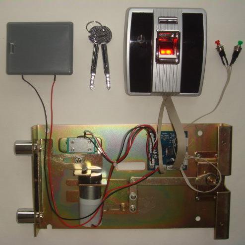Fingerprint Lock for Home Safes (SJZ8007-1M)