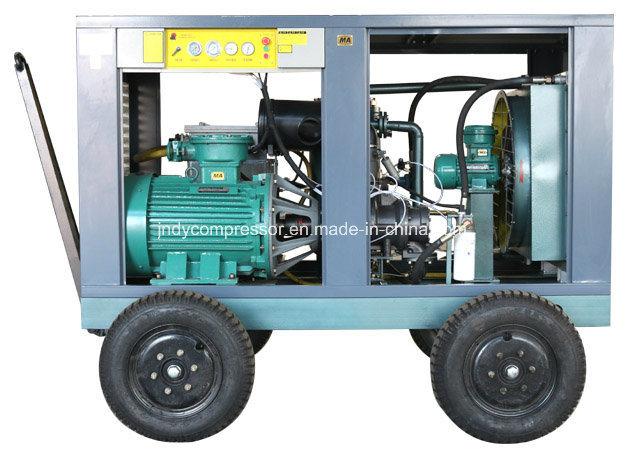 Energy Saving Screw Air Compressor