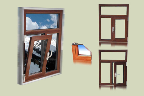 Bottom Hung Windows : China aluminum alloy inward side hung bottom hinged window