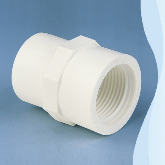 China pvc pipe fitting water supply female adapter
