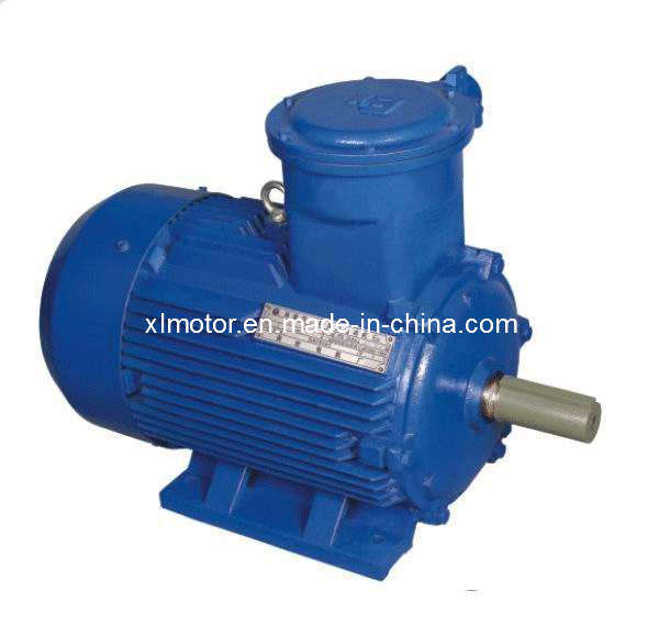 China yb2 series explosion proof electric motor for Explosion proof dc motor