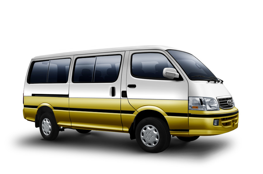 Kingstar Pluto B6 11 Seats Mini Van, Van, Automobile