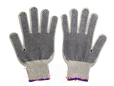 PVC Dotted Gloves (01)