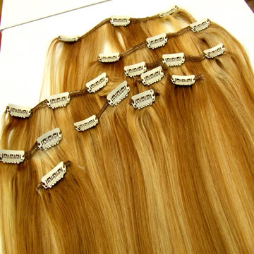 china clip in hair extensions china hair extensions. Black Bedroom Furniture Sets. Home Design Ideas