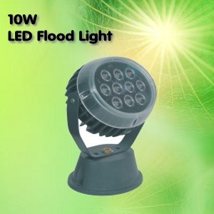 China 10W LED Outdoor Spotlight China Led Outdoor