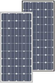 Mono Crystalline 100W / 18VDC Solar Panel