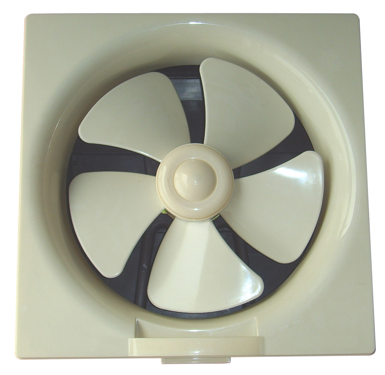 10 Full Plastic Shutter Exhaust/Ventilation Fan (Item No.: APH25 25B) #717952