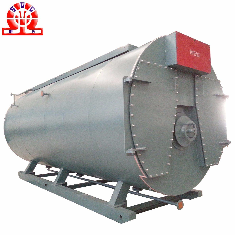 Industrial Oil Gas Boiler with Burner