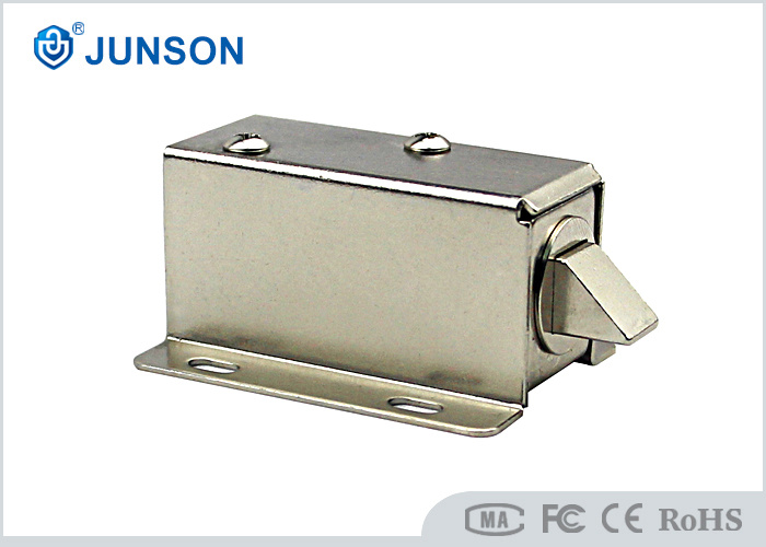 New Design Smallest Cabinet Lock Steel Material, All Cabinet, 12V / 24V / 6V Optional