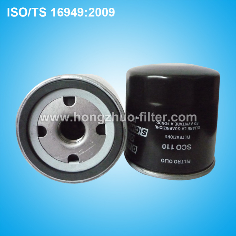 Oil Filter W712 1/W712 16/W712 47/W712 52 for Car Engine