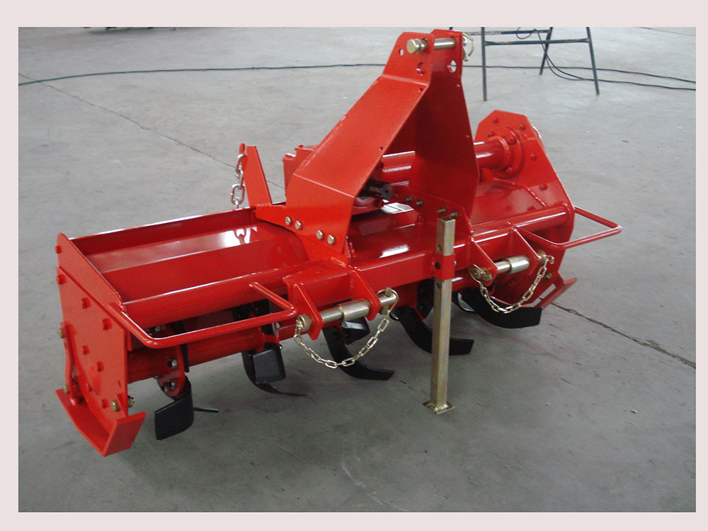 Th Model Rotary Tiller (gear drive) with Tractor Pto Shaft
