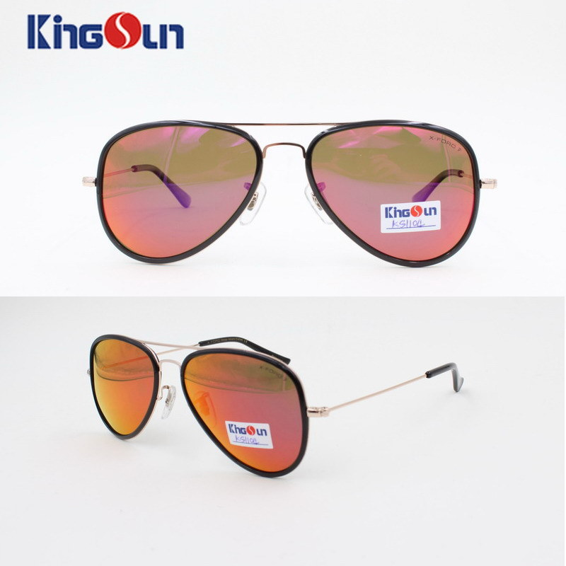New Coming Top Quality Fashion Sunglasses with Polarized Lens Ks1104