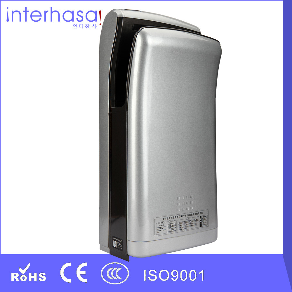 Automatic Hand Dryer Bathroom Accessories Toilet Appliance Jet High-Speed Compressed Hand Dryer Air Hand Dryer