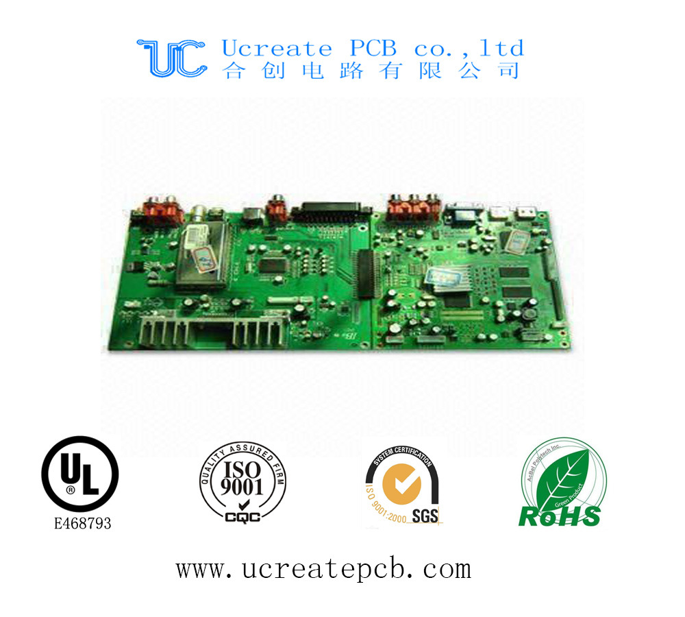 Printed Circuit Board with Copy Clone and Design Service