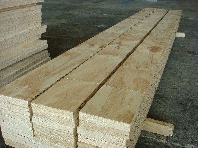 Laminated Veneer Lumber (Poplar LVL)