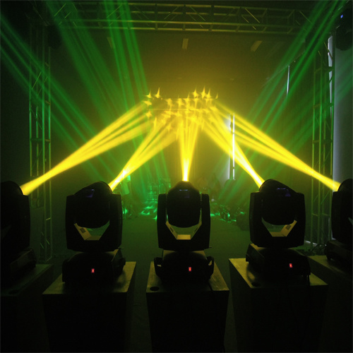 Disco DJ Stage Lighting Sharpy Beam 230W Moving Head for Stage Event Show