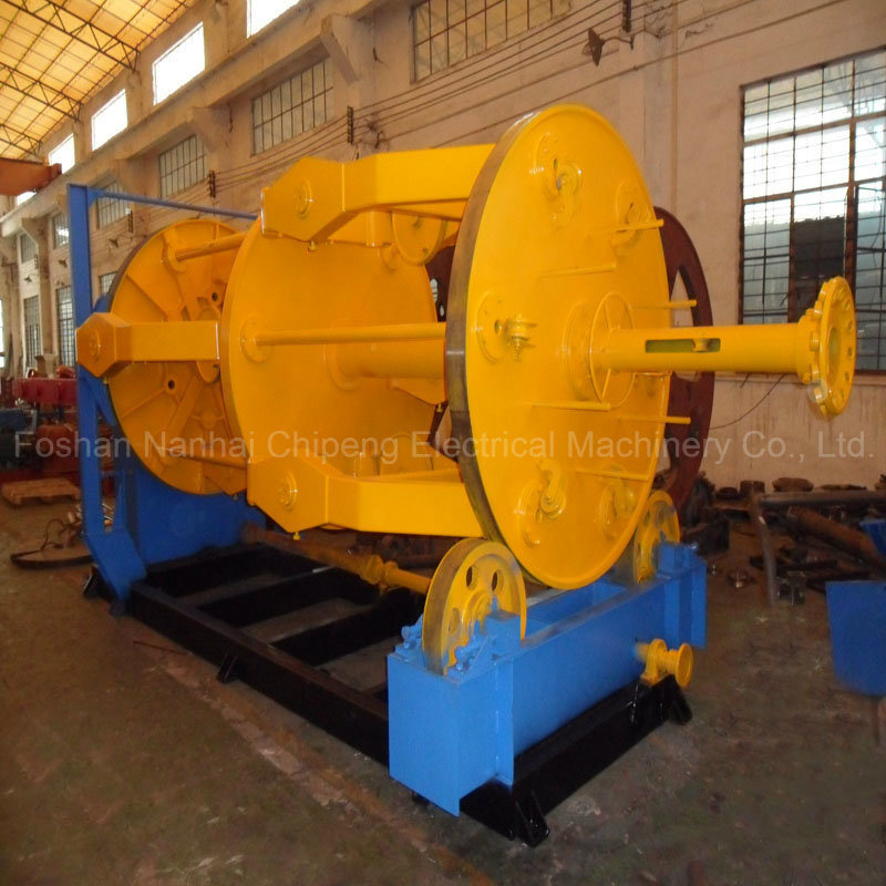 Cable Laying up Machine for Welding Wire